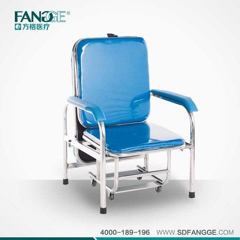 E03不锈钢陪护椅