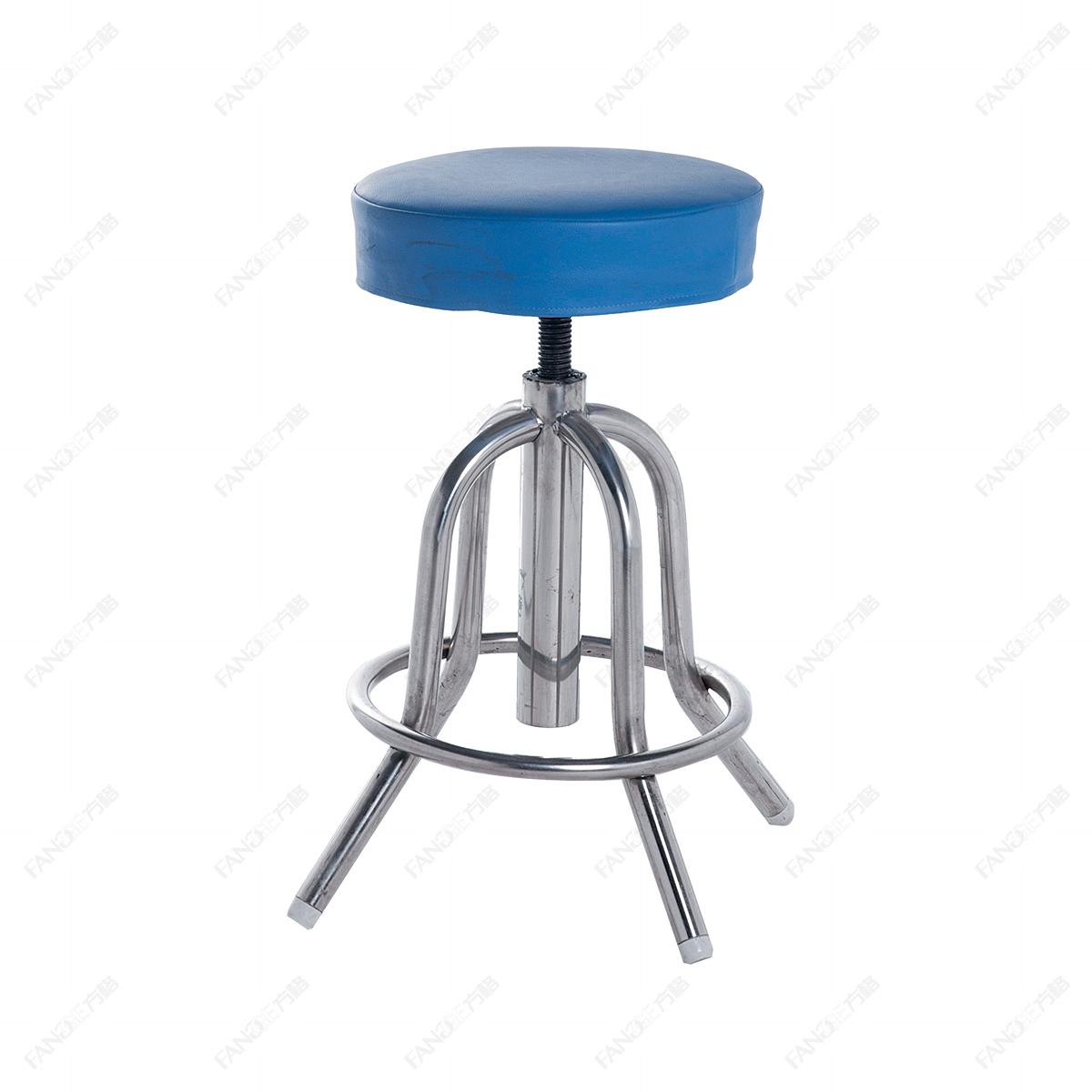 E05不锈钢手术圆凳
